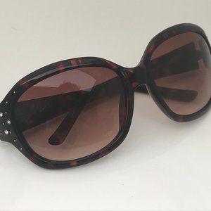 Zoom Women Sunglasses Brown Tortoise Frame Ladies